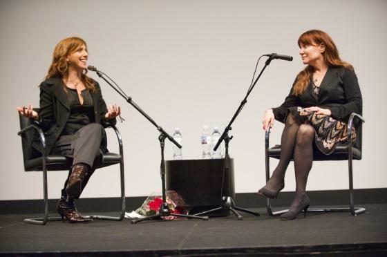 Director Gabriela Böhm in Q&A with Pamela Weisberger, JGSLA