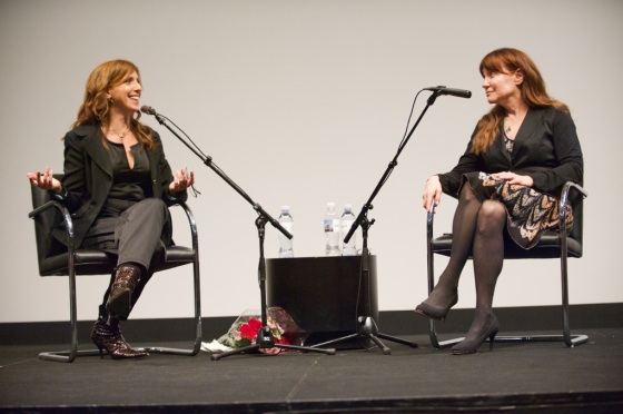 Director Gabriela Böhm in Q&A with Pamela Weisberger, JGSLA